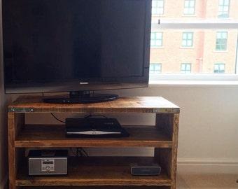 SHARMA | Reclaimed Wood TV Stand - Handmade & Bespoke