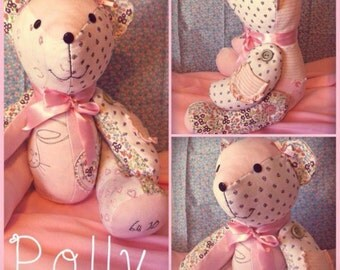 Beautiful and affordable memory bears