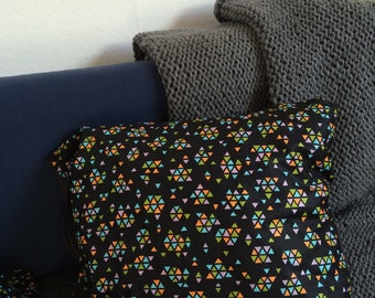 Beautiful cushions of vintage fabric