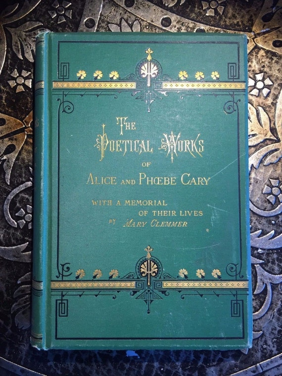 Poetical Works of Alice a...