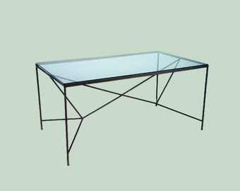 Paul McCobb style dining table.