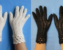 Exclusive Gloves, Natural Goat Down Gloves,Warm Gloves,Crochet Gloves,Handmade Gloves,100% Natural materials