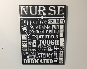 Nurse appreciation | Etsy