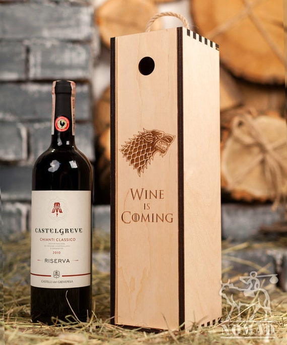 Game of Thrones Wine Box