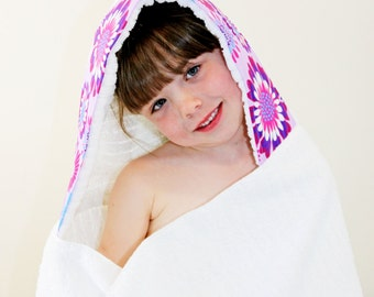 Hooded Towel - Towel Hoodie - Adult Hooded Towel - Large Hooded Towels - Extra Large Hooded Towel - Girls Hooded Towel - Personalized Gift