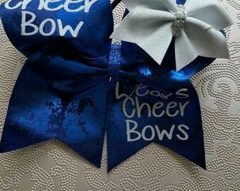 My Cheer Bow Wears Cheer Bows, Cheer Bow