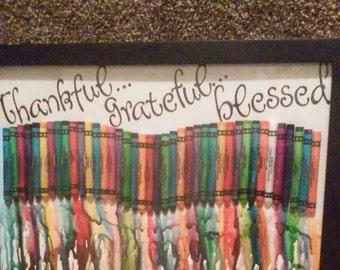 Inspirational crayon art by mccullochs