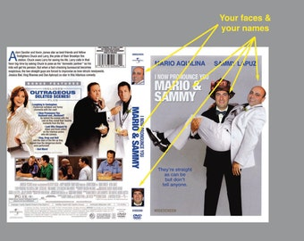 Gag or spoof DVD Cover
