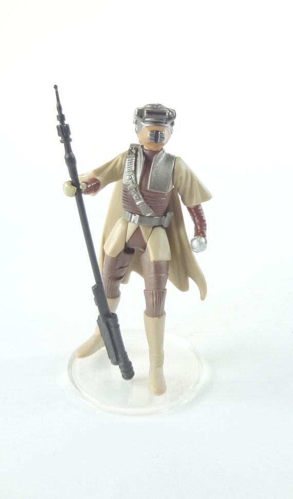 Luke Skywalker X-WING PILOT STAR Wars POTF