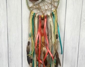 Hippie Chic Rustic - Dream Catcher