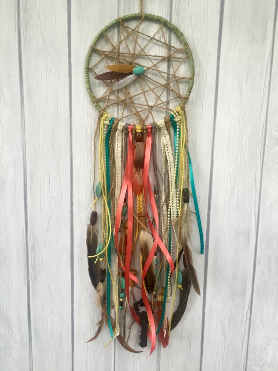 Hippie Chic Rustic Dream Catcher