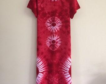 80's 90's Tie Dye Kaftan