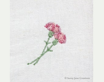 Machine embroidery pattern design file - instant download