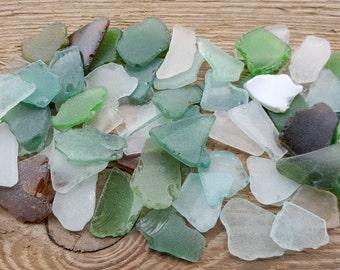 Sea Glass Craft Supplies-Beach Glass Bulk  -Bulk Sea Glass - Bulk Lot For Crafts
