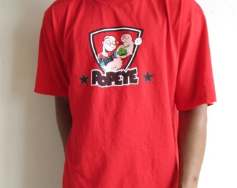 Vintage Popeyes T-Shirt