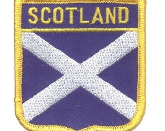 Scotland Patch