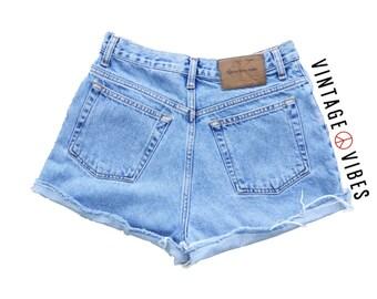 90s Vintage Calvin Klein High Waisted Shorts