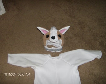 Kids Your Dog Pet Doggy Halloween Costume Custom Made