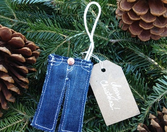 Pair of Jeans Ornament