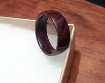 Wood Rings For Women