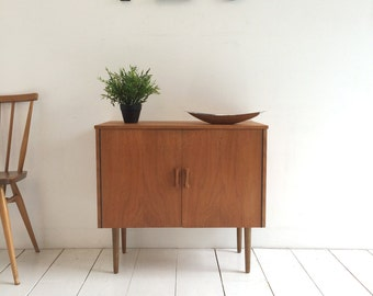 Vintage Sideboard / Cabinet - 1950s / 1960s Danish Influence Retro