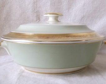 Vintage Royal Copenhagen Serving Bowl with Lid -  Dagmar Design 988