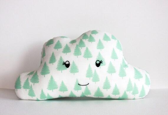 coussin nuage olaf cadeau personnalisable d coration cadeau. Black Bedroom Furniture Sets. Home Design Ideas