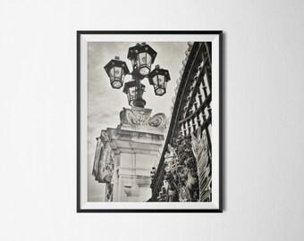 London Art, London Art Print, Buckingham Palace, London Photography, London Retro Art, England Photography, Britain Wall Art, Home Decor