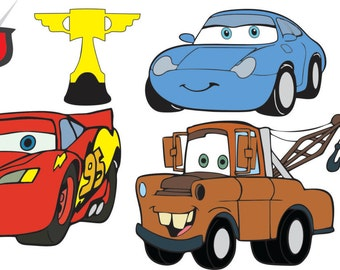 Cars Cricut Explorer SVG