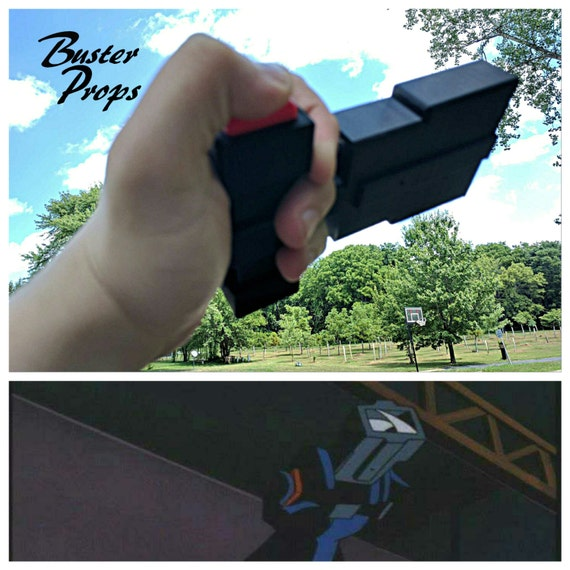 Batman The Animated Series Grapple Gun Replica For Costume