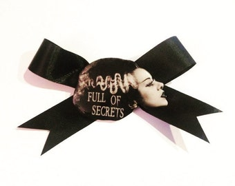 Mean Girls Frankenstein Hair Bow