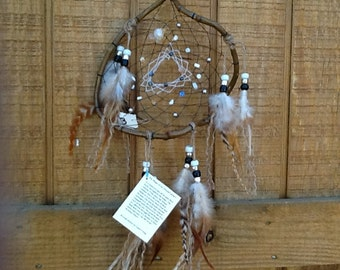 One of a Kind Grapevine Dreamcatcher