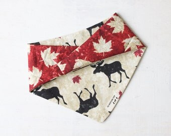 "The ""Oh Canada"" Bandana- (DOG)"