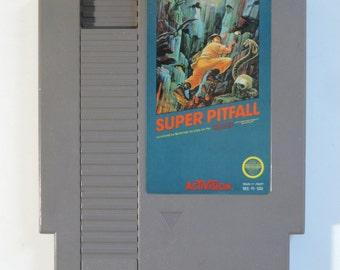 Super Pitfall for Nes