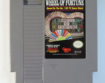 Wheel or Fortune for Nes