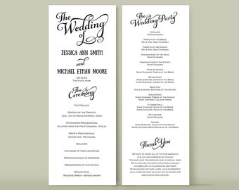 wedding reception programme sample - Targer.golden-dragon.co