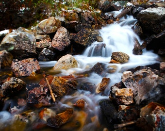 Talus Creek