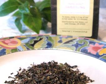 Organic DARJEELING Black Tea | Small (1.5 oz)