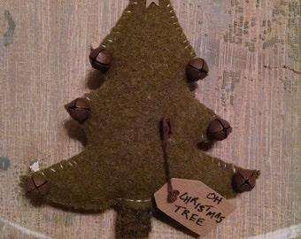 Army Blanket Christmas Tree Kits