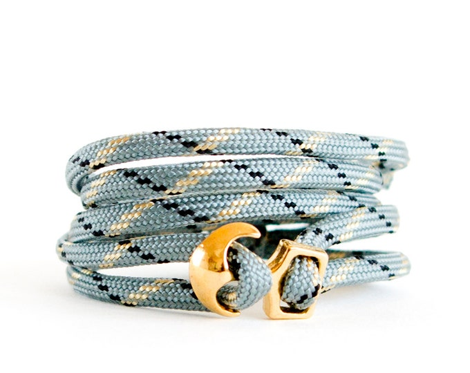 Wrap Bracelet, Multistrand Bracelet, Rock Climbing Bracelet, Survival Gear