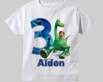 Good Dinosaur Birthday shirt