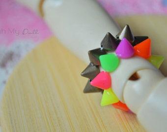 Bjd Spiked Bracelets Neon/Bronze/Black MSD/YOSD/SD