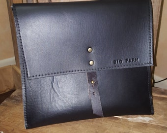 Leather Tablet Case - iPad, touch-pad, tablet, Kindle