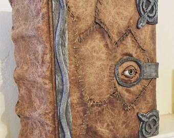 Hocus Pocus Spell Book Replica, Book box