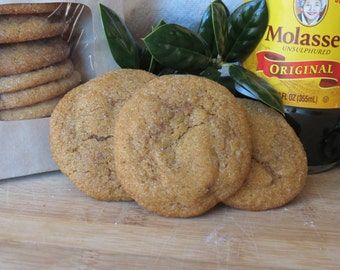 Ginger Molasses Cookie, Family Size