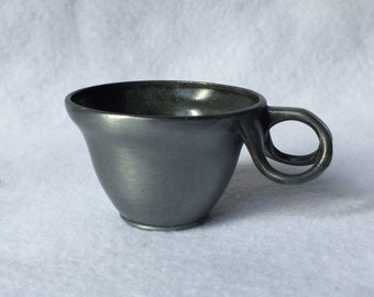 Pewter mini cup