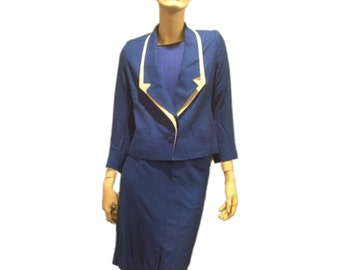 Vintage Louis Féraud Suit
