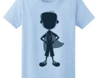 Autism Superhero Boy T-Shirt