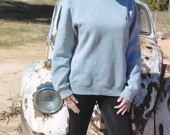 vintage Nautica Unisex Sweater Crewneck Sweater Size Medium