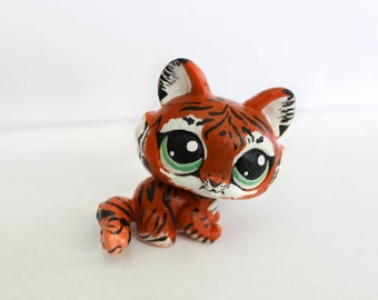 Custom Littlest Pet Shop Tiger